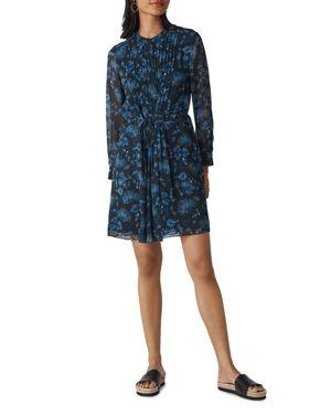 Whistles Pitti Floral Print Dress
