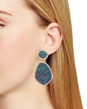 BAUBLEBAR - Vina Druzy Drop Earrings