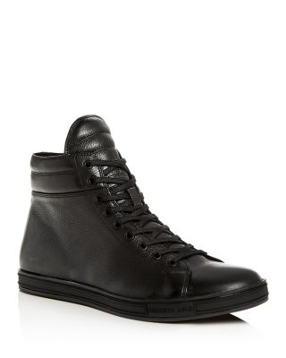 Kenneth Cole Men's Brand Leather High