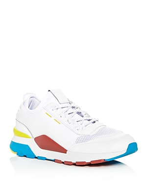 f3c0df757e PUMA MEN S RS-0 PLAY COLOR-BLOCK LACE UP SNEAKERS