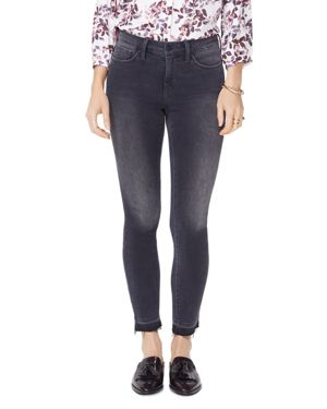 NYDJ PETITES AMI RELEASED-HEM ANKLE JEANS IN OLYMPIC