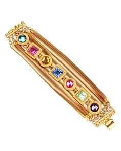 Ben Amun - Multi Color Crystal Bracelet