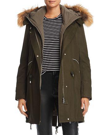 Maximilian Furs - Fox Fur Trim 3-in-1 Down Parka - 100% Exclusive