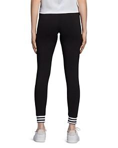 adidas Originals - Striped-Cuff Leggings