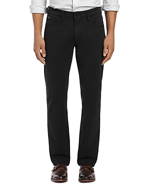 34 Heritage Courage Fine Straight Fit Twill Pants