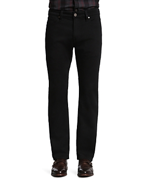 34 Heritage Courage Select Straight Fit Jeans in Double Black