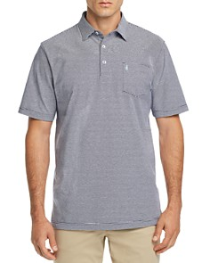 Johnnie-O - Gentry Striped Regular Fit Polo Shirt