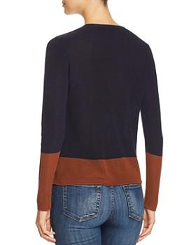 Eileen Fisher - Color-Block Sweater