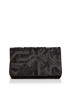 From St Xavier - Blaze Medium Velvet Convertible Crossbody Clutch