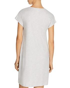 69e4d66cde ... Hanro - Elara Single Silk Stripe Cap Sleeve Gown