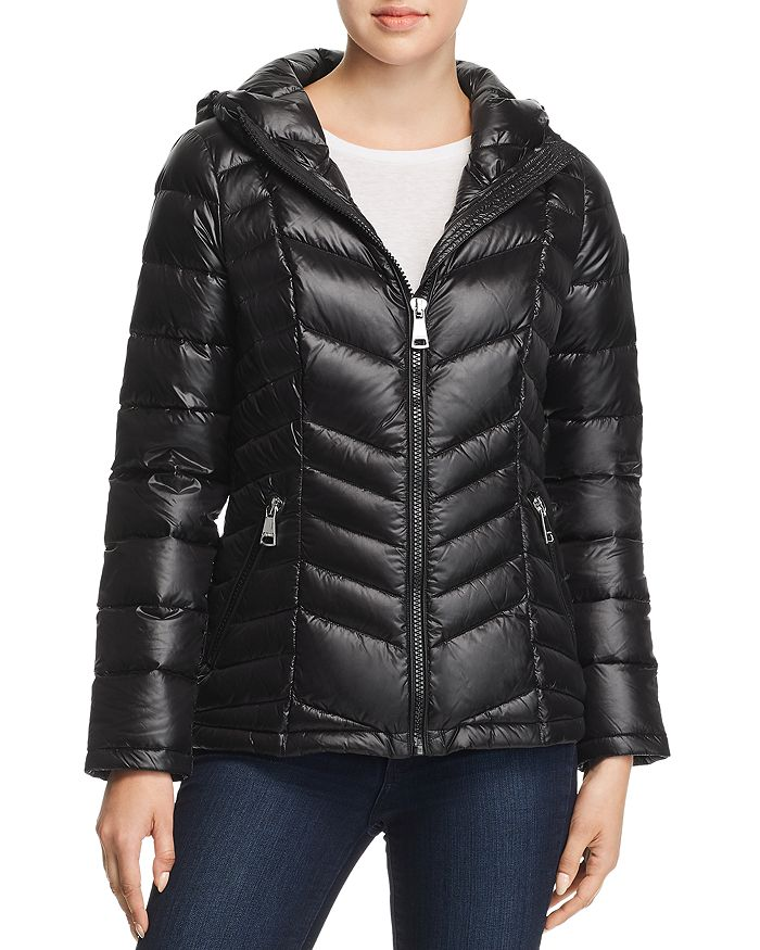 Calvin Klein - Packable Short Down Coat