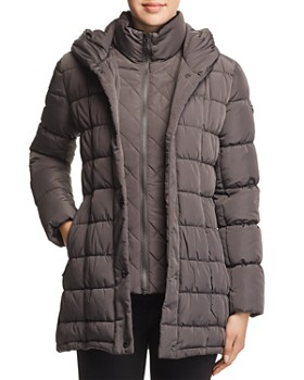 Calvin Klein - Hooded Down Coat