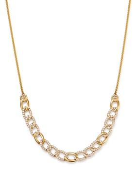 c9d90c9d9c91cd Bloomingdale's - Diamond Chain Bolo Necklace in 14K Yellow Gold, 1.50 ct.  t.w. - Bloomingdale's ...