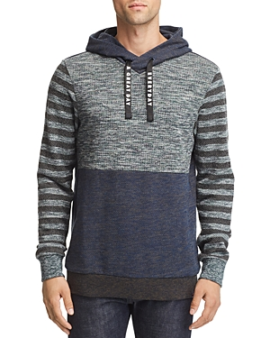 Scotch & Soda Color-Block Hooded Sweatshirt