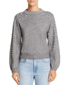 Lucy Paris - Gemma Embellished Sweater