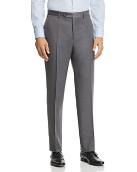 Canali - Classic Fit Dress Pants