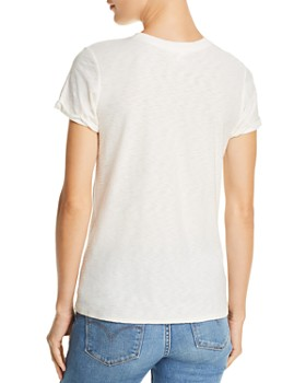Nation LTD - Colette Cuffed Tee