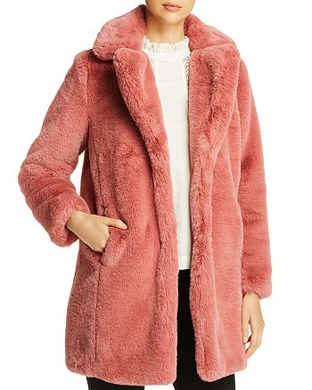 MKT Studio - Marilee Faux Fur Coat
