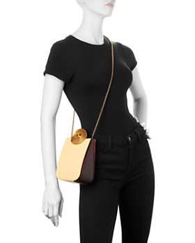 Marni - Color-Block Leather Pocket Crossbody