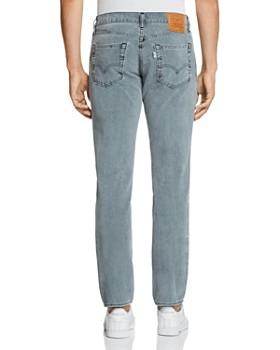 Levi's - 511 Slim Fit Corduroy Pants in Mineral Black - 100% Exclusive