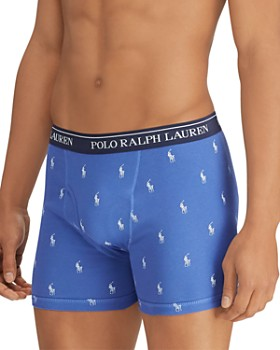 Polo Ralph Lauren - Classic Fit Boxer Briefs - Pack of 3