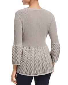 Heather B - Mixed Stitch Sweater