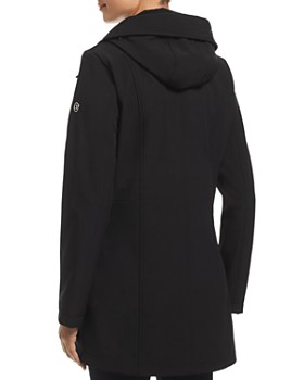 Calvin Klein - Zip-Front Trench Coat