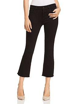 DL1961 - Bridget Crop Instasculpt High Rise Boot Jeans in Henderson