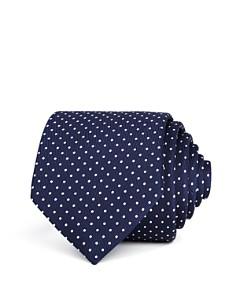 Turnbull & Asser Neat Dot Silk Classic Tie - Bloomingdale's_0