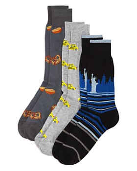 The Men's Store at Bloomingdale's - NYC Gift Box Socks - 100% Exclusive