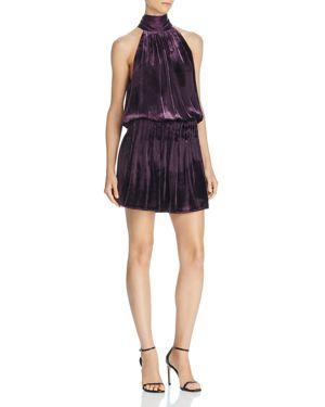 Ramy Brook Paige Velvet Dress