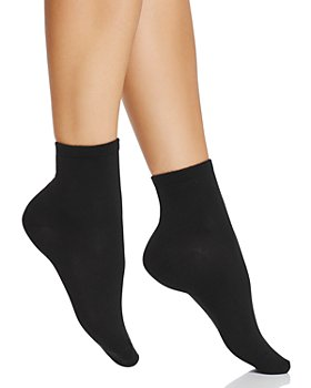 HUE - Super Soft Cropped Socks
