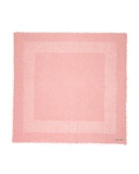 Emporio Armani - Open-Knit Detail Scarf