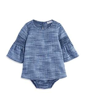 Splendid - Girls' Bell-Sleeve Dress & Bloomers Set - Baby