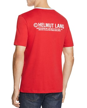 Helmut Lang - Taxi Graphic Tee
