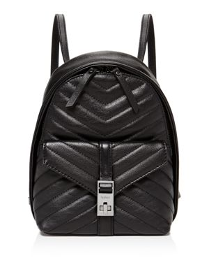 Botkier Dakota Small Quilted Leather Convertible Backpack