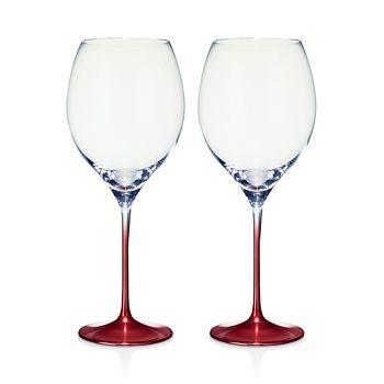 Villeroy & Boch - Allegorie Premium Rose Bordeaux/Grand Cru Glass, Set of 2