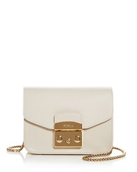 Furla - Metropolis Mini Leather Crossbody ... 4030f1ca46