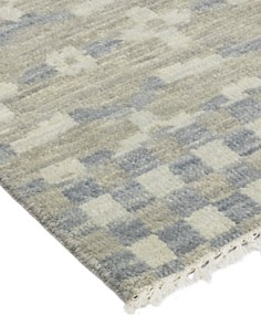"Solo Rugs - Modern Anna Hand-Knotted Area Rug, 14' 1"" x 19' 5"""