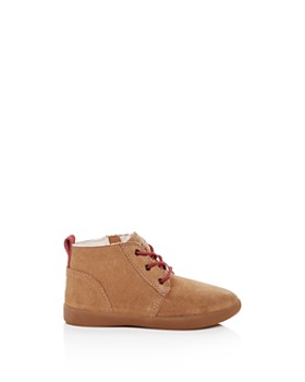 UGG® - Boys' Kristjan Suede Chukka Boots - Walker, Toddler