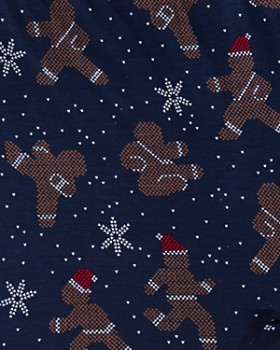SAXX - Gingerbread Man-Print Boxer Briefs