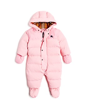 Burberry - Girls' Alnswick Down Puffer Snow Suit - Baby