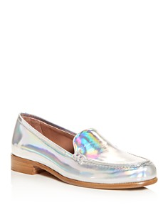 Tabitha Simmons - Women's Blakie Leather Loafers