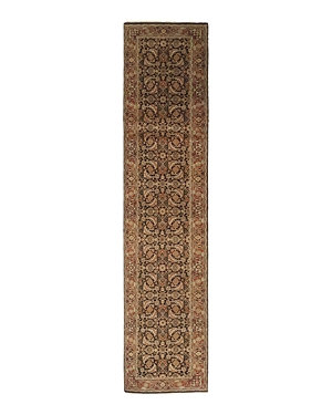 Solo Rugs Oushak Anya Hand-Knotted Runner Rug, 2' 7 x 12' 2