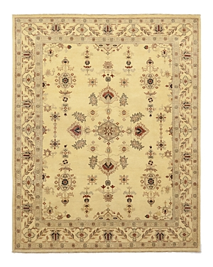 Solo Rugs Oushak Zion Hand-Knotted Area Rug, 8' 2 x 10' 1