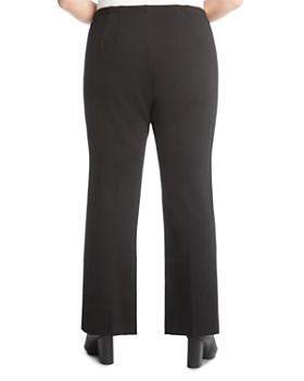 Karen Kane Plus - Avery Bootcut Pants