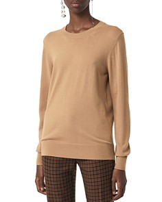 Burberry - Bempton Elbow Patch Sweater