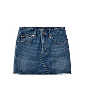 Ralph Lauren - Girls' Denim Skirt - Little Kid, Big Kid