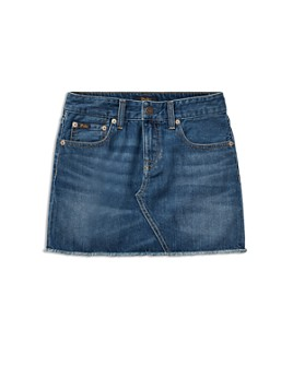 Ralph Lauren - Girls' Denim Skirt - Big Kid