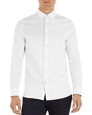 Ted Baker Plateen Regular Fit Button-Down Shirt